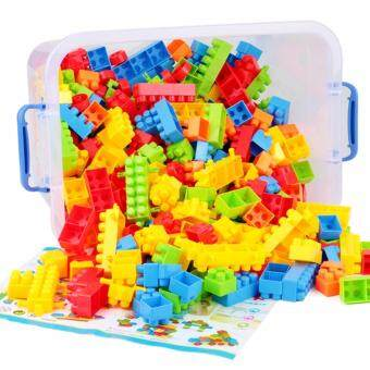 Harga Building Blocks Bricks Children Kids Educational Block Toy