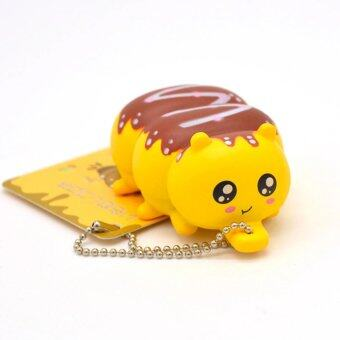 Harga Kawaii Squeez Caterpillar Squishy Toys