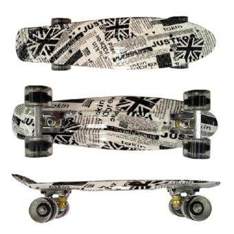 "Harga Penny Style Graffiti Skateboards Mini Board Complete 22"" Design A2"