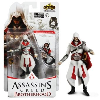 Harga Gamestars Assassins Creed Action Figure - Ezio Auditore Da Firenze