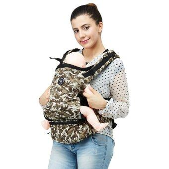Harga Camouflage Baby Hipseat Backpack Sling Bag Baby Sling Newborn Storage Bag baby Sling Wrap Cottone