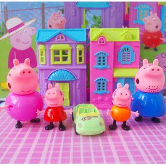 Harga PEPPAPIG Young pig Castle