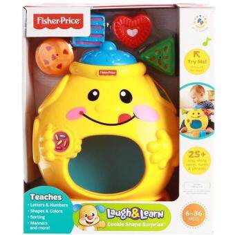 Harga Fisher-Price® Laugh & Learn™ Cookie Shape Surprise™