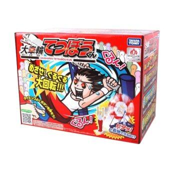 Harga Family Interactive Toy - Japan Takara Tomy the Daisharin Tetsubou-Kun Gymnastic Game