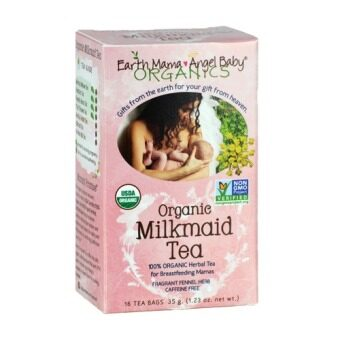 Harga Earth MaMa Angel Baby Organic Milkmaid Tea