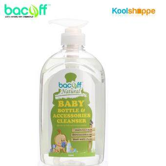 Harga Bacoff Baby Bottle & Accessories Cleanser 700ml - Organic Baby Bottles Cleaning