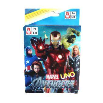 Harga UNO Marvel Avengers Card Game