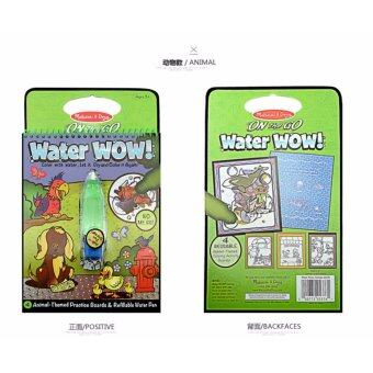 Harga WATER WOW COLOUR BOOK - ANIMAL
