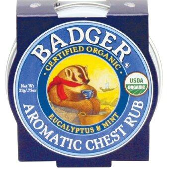 Harga Badger Aromatic Chest Rub/winter Wonder Balm 0.75oz