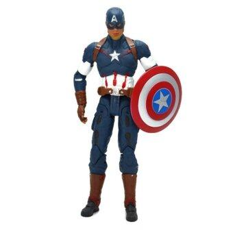 Harga Captain America Super Hero Avengers 21cm Action Figure Toy