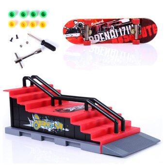 Harga DIY Site Skate Park Ramp Parts Finger Board Skateboard Site Ultimate Sports