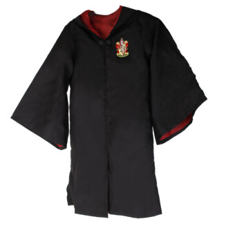 Harga Gryffindor Child Costume Robe Cloak Fancy Dress Cape