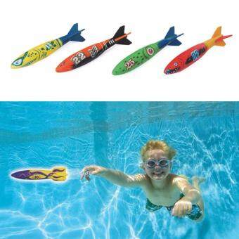 Harga Fancyqube Swim Fun Children Toys Beach Swimming Pool Water Sports Playing Toys Swimming Underwater Diving Torpedo Toy