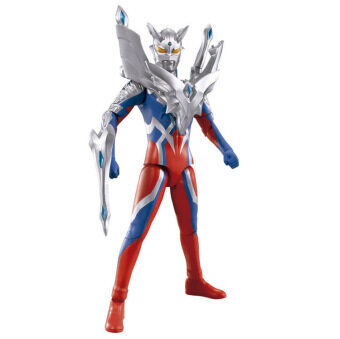 Harga Tmall Ultraman Zero with Armor Weapon (Blue)