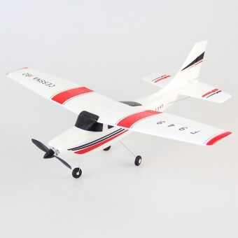 Harga Wltoys F949 Cessna-182 Sky King 2.4G Radio Control 3CH RC Airplane Fixed Wing Plane Outdoor Flying Toy