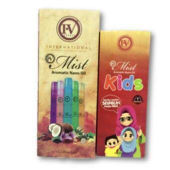 Harga iv Mist KIDS 6ml + iv Mist Bio Oil 12 ml
