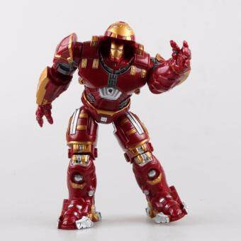 Harga The Avengers 2 hulkbuster iron man robot joint movable light-emitting toys