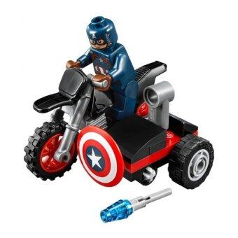 Harga Lego Marvel Captain America's Motorcycle Polybag-30447