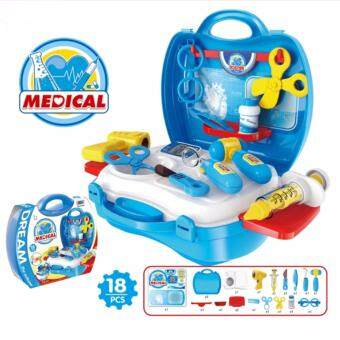 Harga Baby PlayNLearn Children Fun Game Cook Happy Kitchen PlaySet - Medical