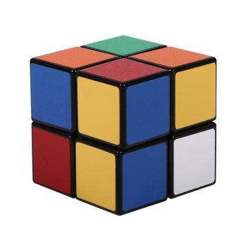 Harga 2x2x2 6 Sides Speed Cube Toys Relieves Brain Game Gift