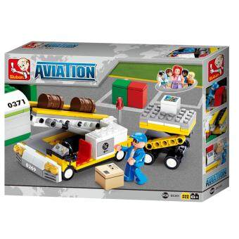 Harga SLUBAN B0369: Aviation - Aircraft Carco (222pcs)