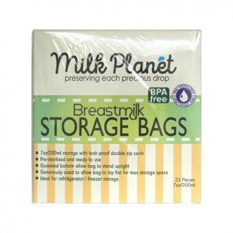Harga Milk Planet: Breastmilk Storage Bags - 7 Oz