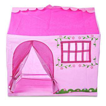 Harga Portable Princess Castle Play Tent With Carry Bag For Kids(Pink)