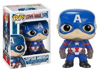 Harga Funko Pop! Marvel: Captain America 3 - Civil War - Captain America #7223