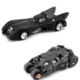Harga 2pcs/set TOMY Tomica Marco Batman Car 4th No146/148 Batmobile Cars Diecast Metal Toy