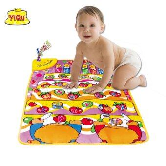 Harga Intelligent Musical Learning English Playmat Baby Educational Toy