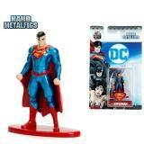 JADA 1.65'' Nano Metalfig DC Comic Superman Action diecast figure metal Original