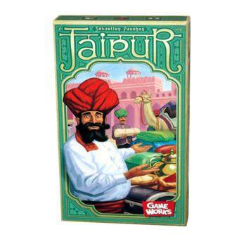 Harga Jaipur Cards Game 2 Players Board Game Strategy In FunnyTransactions Metting Game with English Instruction