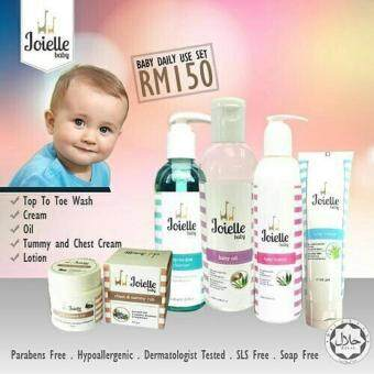 Harga Joielle Baby - Baby Daily Use Set