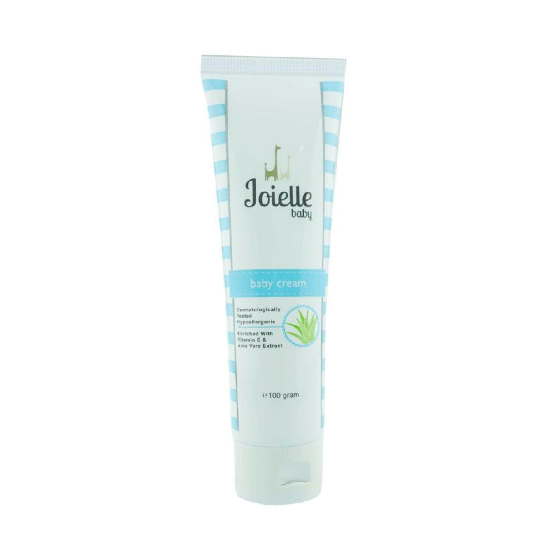 Joielle Baby Cream with Vitamin E & Aloe Vera 100g