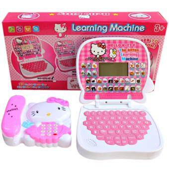 Harga Kid Toys - Hello Kitty Learning Machine