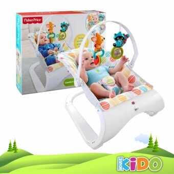 Harga Kido House - Fisher-Price CFB88 Comfort Curve(TM) Bouncer