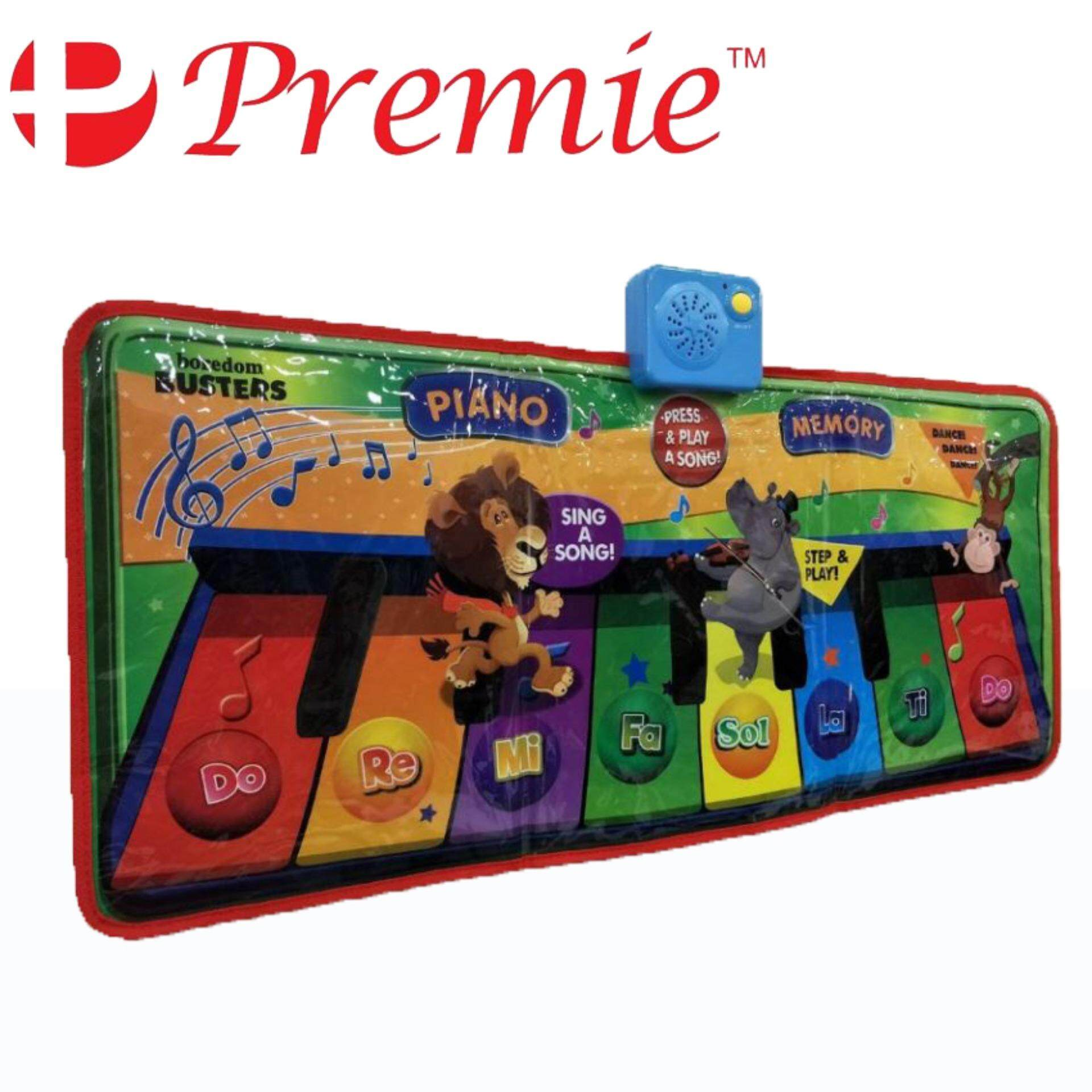 Kids Piano Musical Touch Play Mat