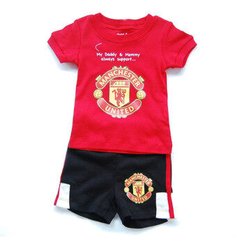 KID'S PLAY SUIT-MANCHESTER UNITED