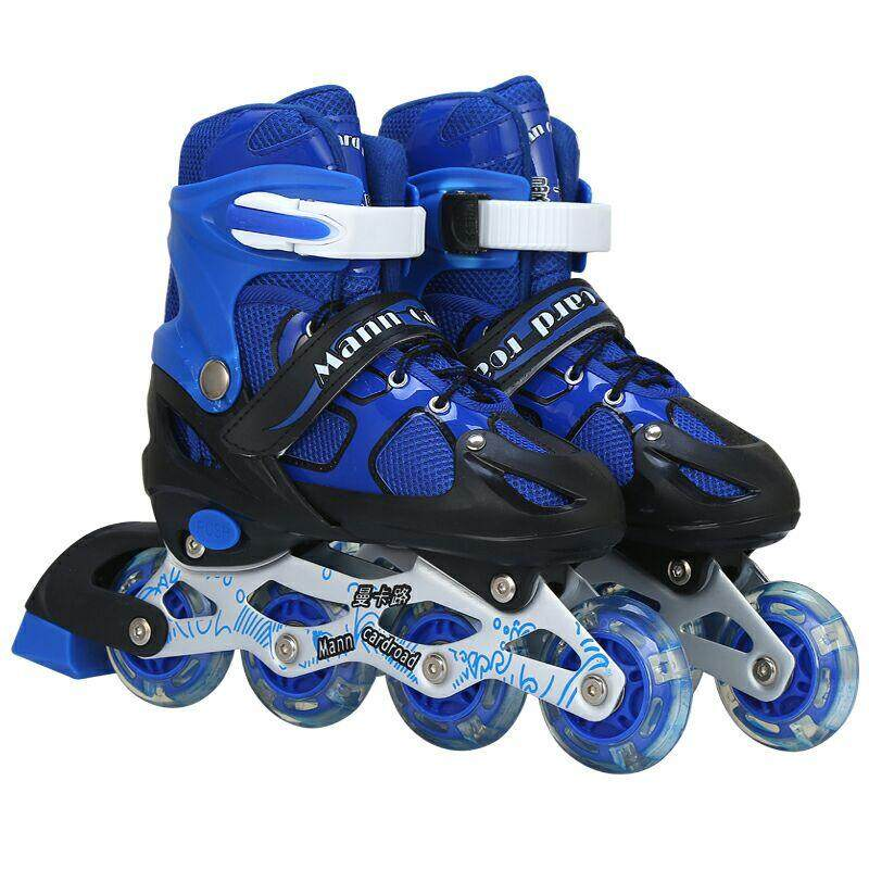 Kids Roller Shoe Blue S (27