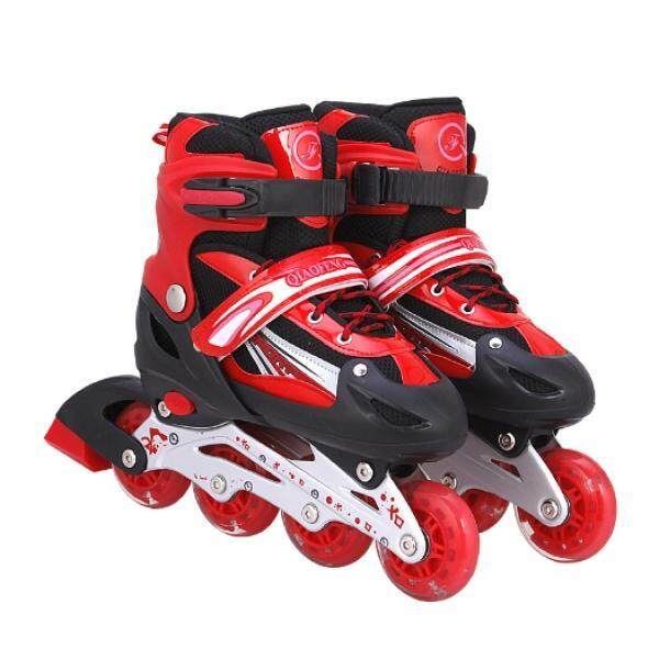 Kids Roller Shoe Red L (38