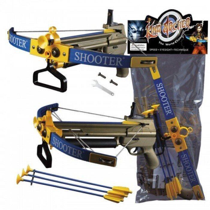 King Archer - Crossbow with Arrow