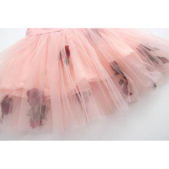 KNB Rabbit Summer Baby Girl Dress New Princess Sofia Dress BabyGirls Party for Toddler Girl Dresses Clothing tutu Kids Clothes - 5