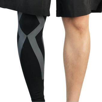 Knee Pads Compression Long Leg Sleeve Protector Gear Breathable Crashproof Antislip Basketball Protective Pad Support Guard