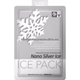Harga Korean Nano-silver antibacterial ice pack