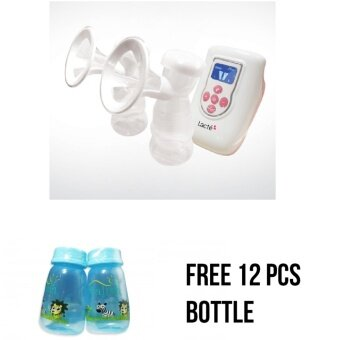 Harga Lacte Duet Electric Breastpump