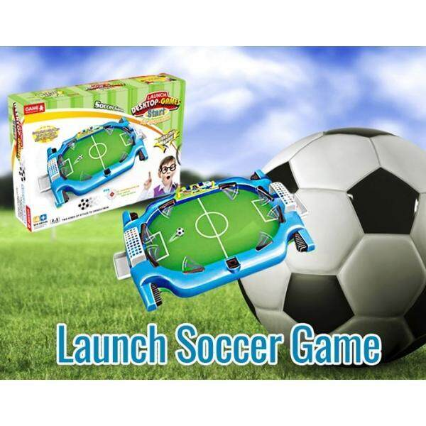 Launch Soccer Games