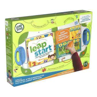 LeapFrog LeapStart Preschool and Pre-Kindergarten InteractiveLearning System (2-4 yrs)