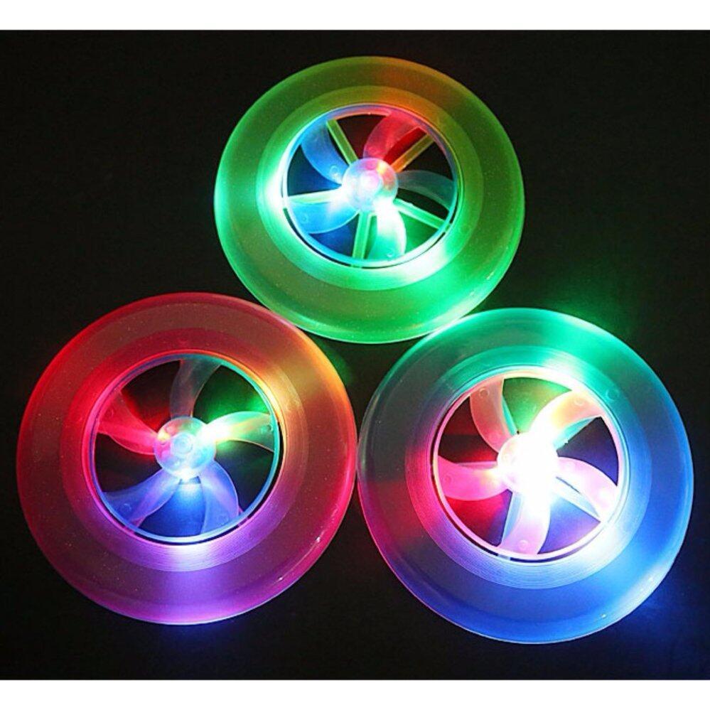 LED Light Spin Frisbee