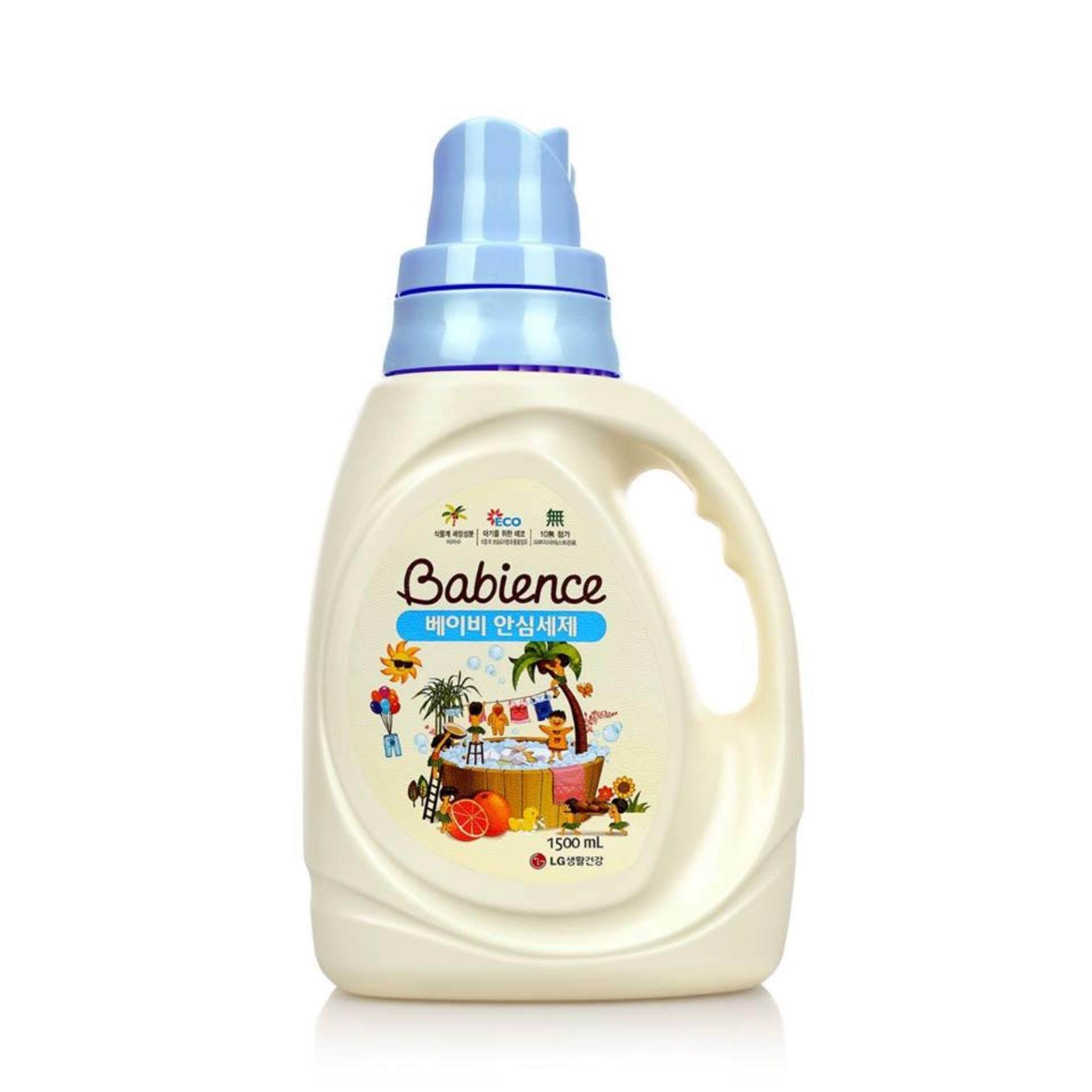 LG Babience Detergent 1500ml