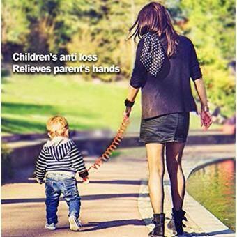 ... LittleJump 2 Pack Safe Skin Friendly Baby Child Anti Lost Safety Hook Loop Fastener Wrist Link